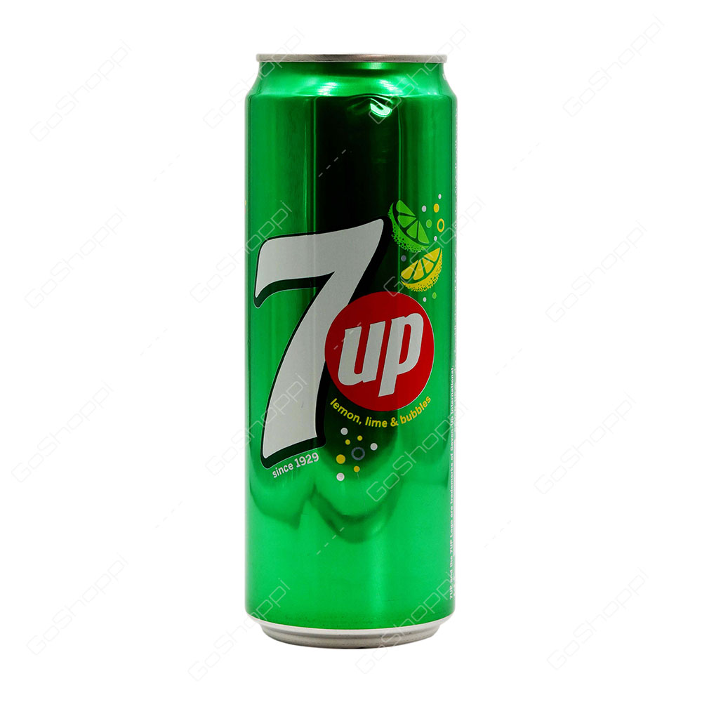 7up Can 355 ml