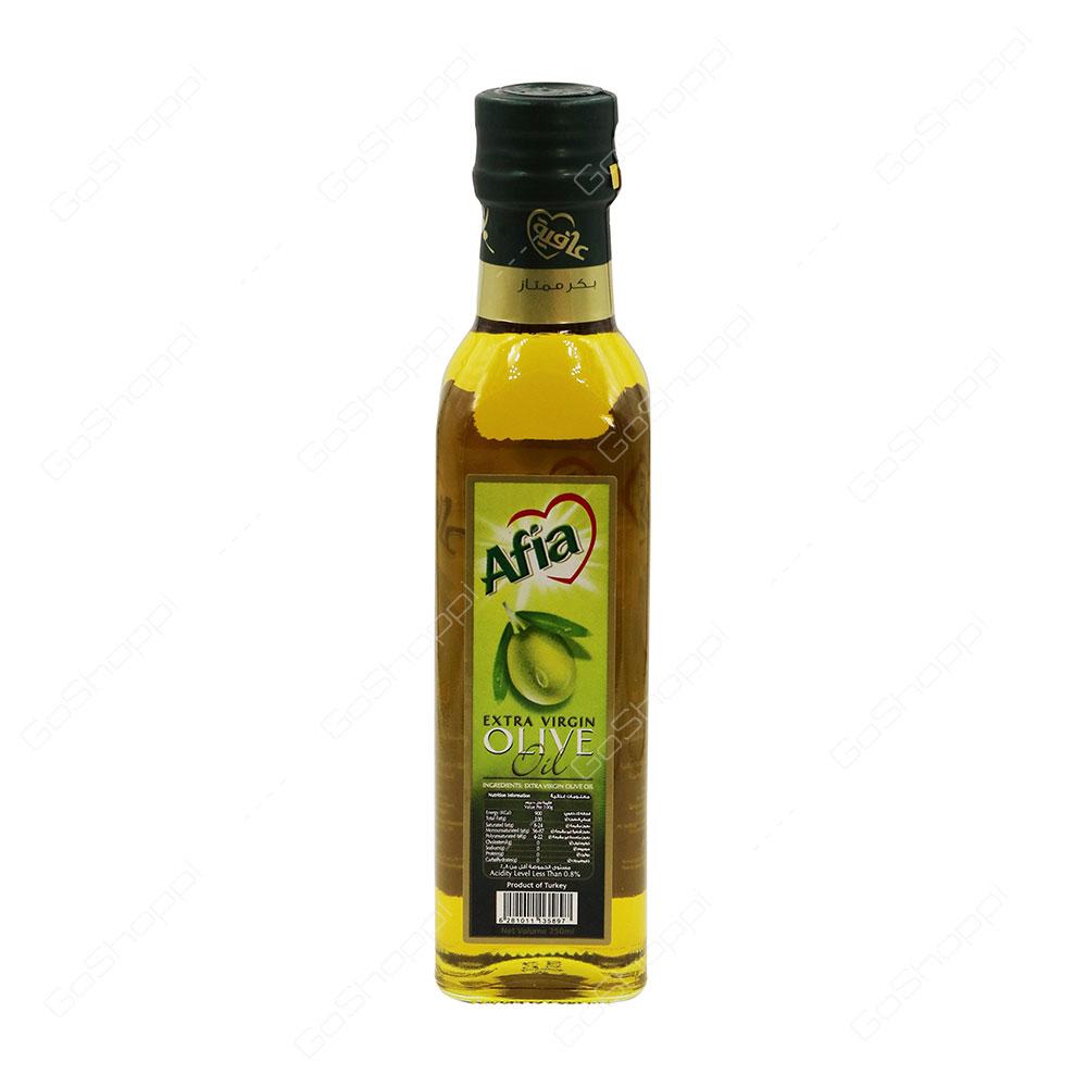 Afia Extra Virgin Olive Oil 250 ml