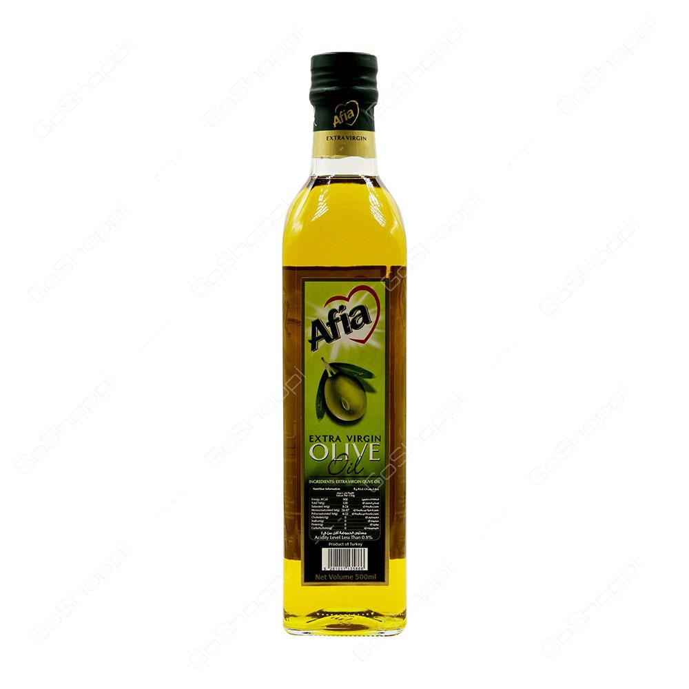 Afia Extra Virgin Olive Oil 500 ml