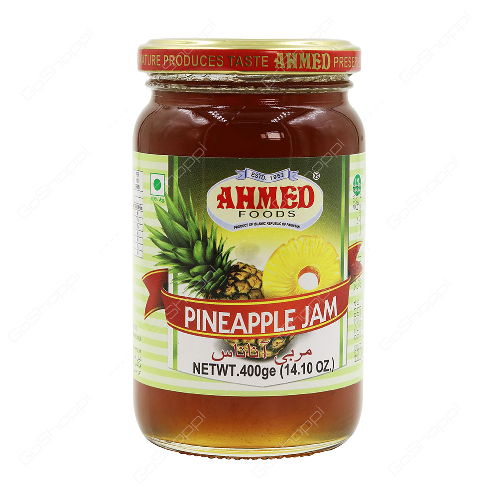 Ahmed Foods Pineapple Jam 400 g