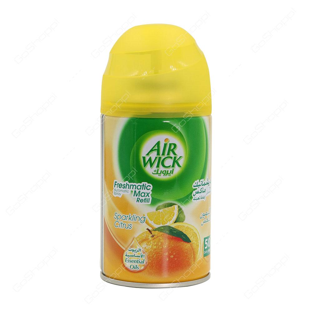 Air Wick Freshmatic Max Sparkling Citrus 250 ml