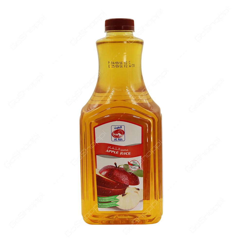 Al Ain Apple Juice 1.8 l