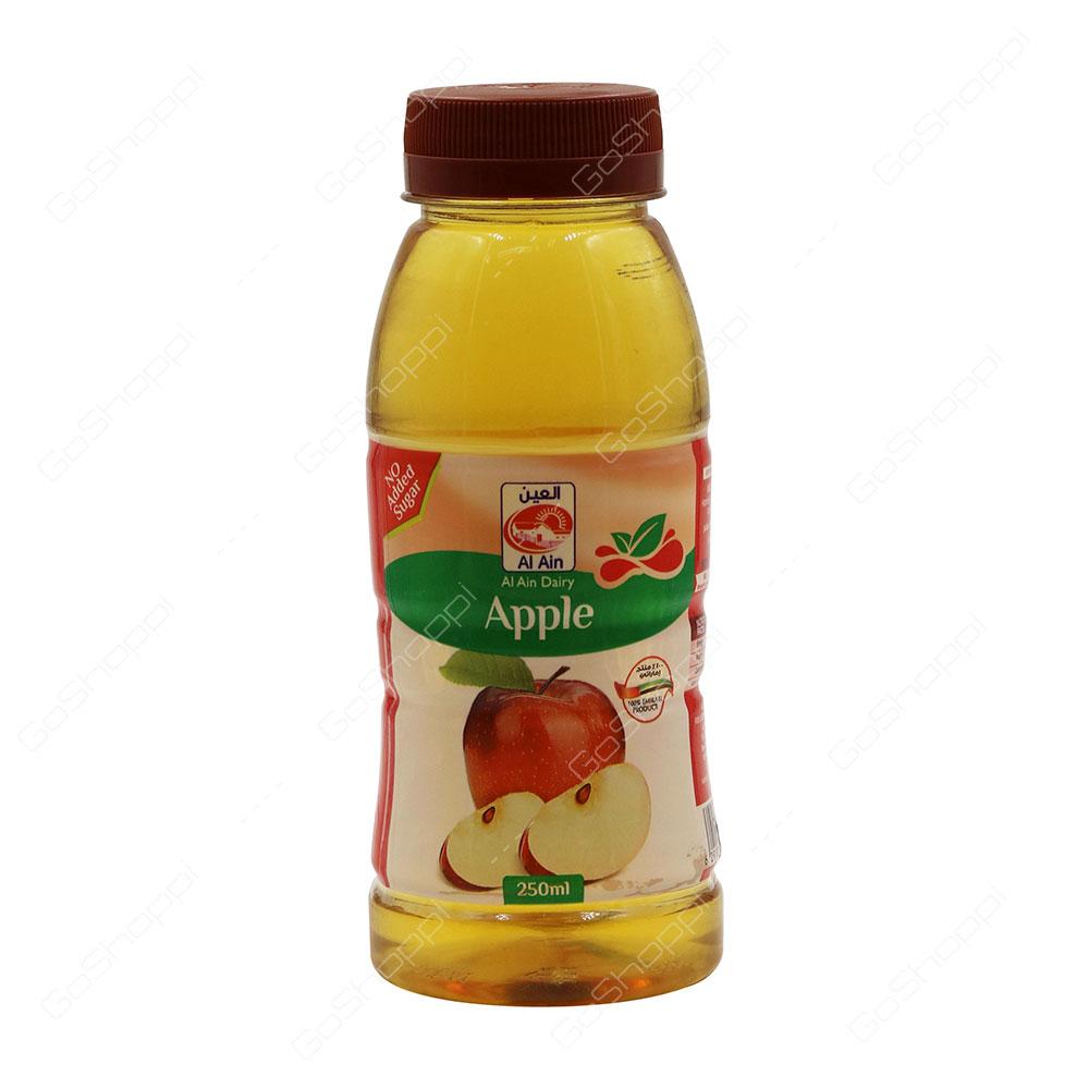 Al Ain Apple Juice 250 ml