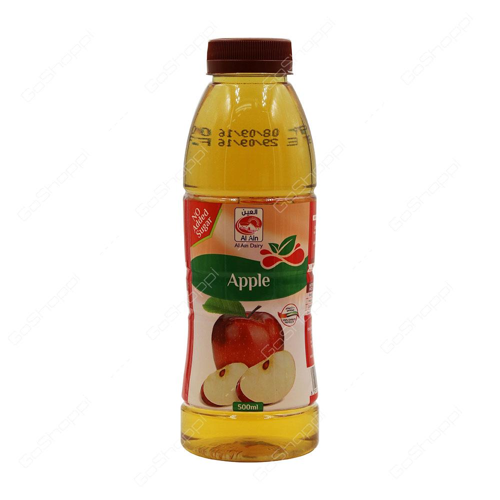Al Ain Apple Juice 500 ml