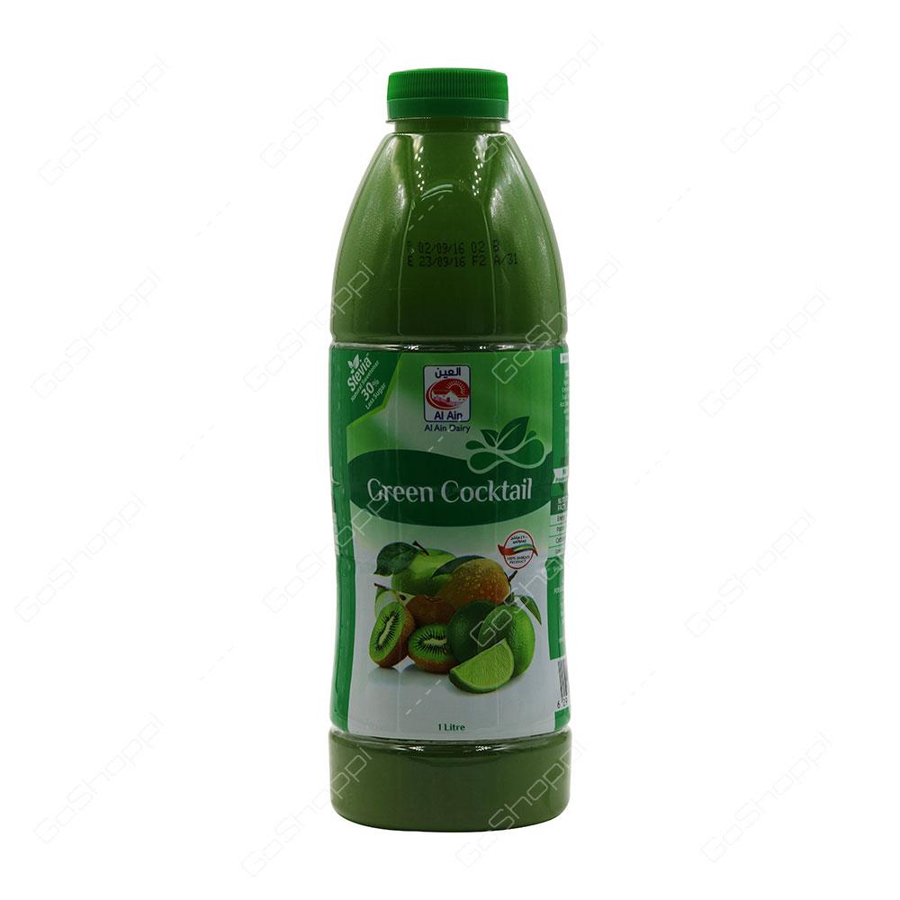 Al Ain Green Cocktail Juice 1 l