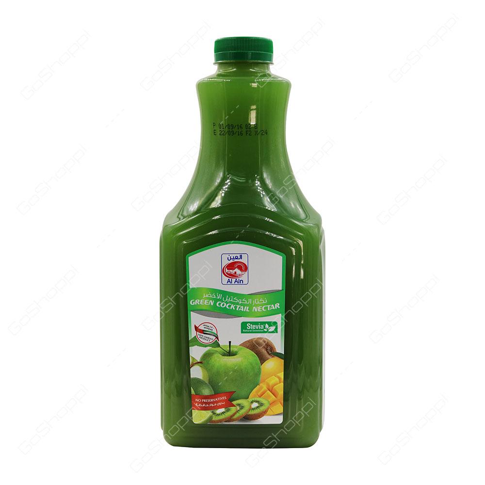 Al Ain Green Cocktail Nectar 1.8 l