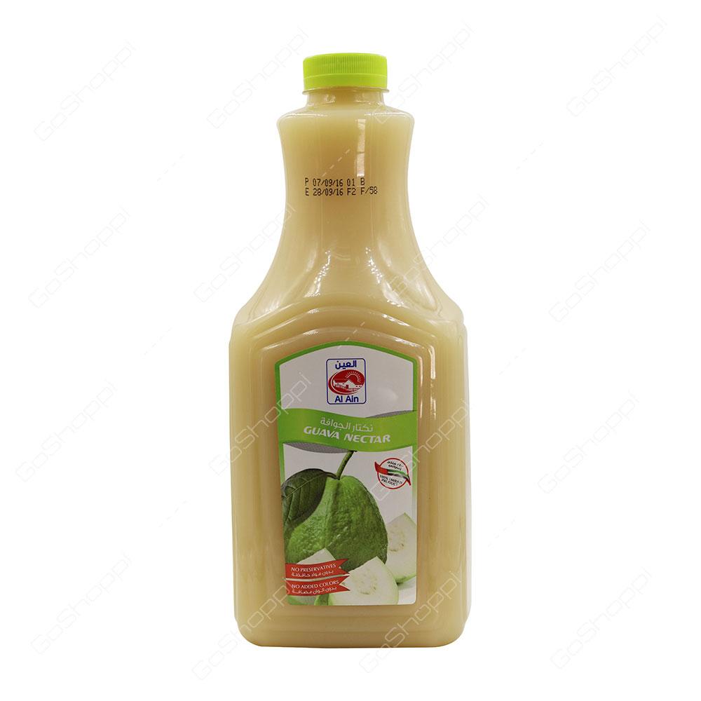 Al Ain Guava Nectar 1.8 l