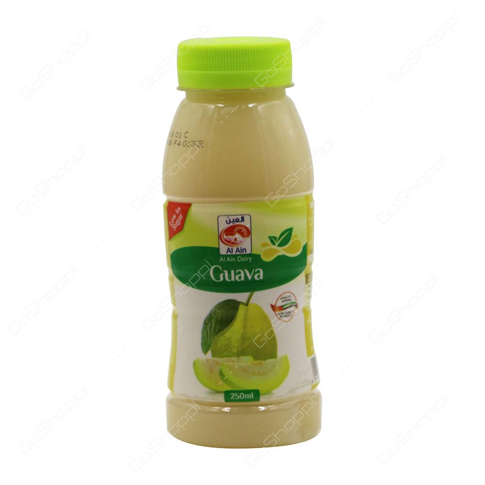 Al Ain Guava Nectar 250 ml
