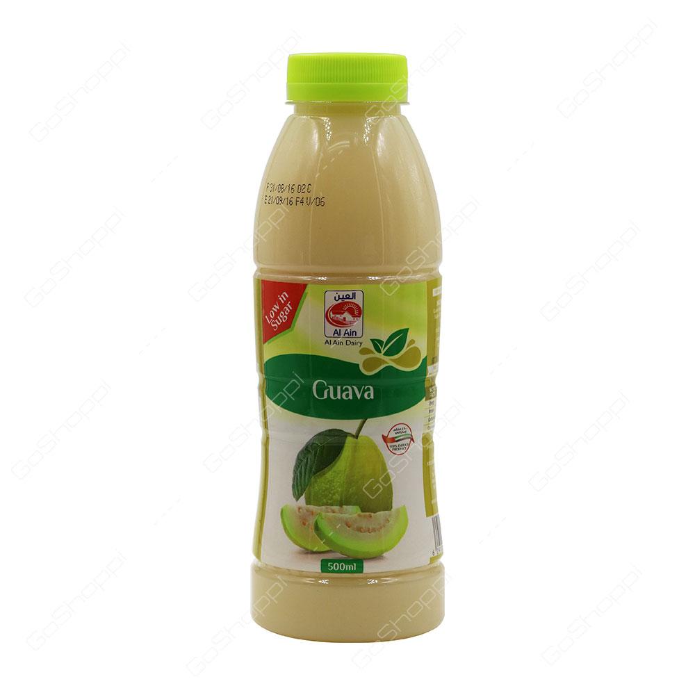 Al Ain Guava Nectar 500 ml