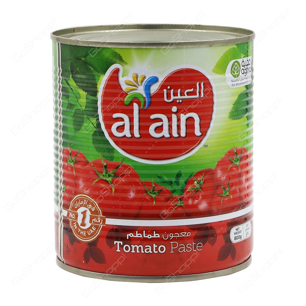 Al Ain Tomato Paste 800 g