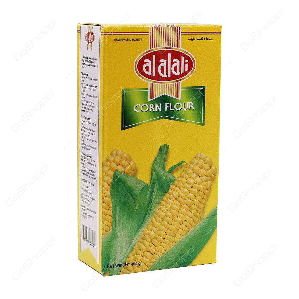 Al Alali Corn Flour 400 g