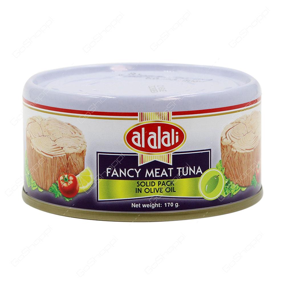 Al Alali Fancy Meat Tuna Solid Pack In Olive Oil 170 g