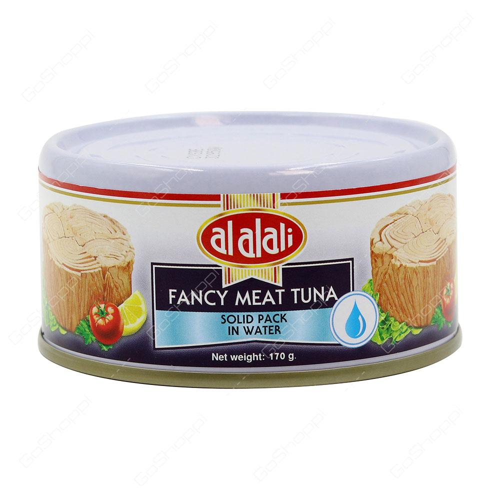 Al Alali Fancy Meat Tuna Solid Pack In Water 170 g