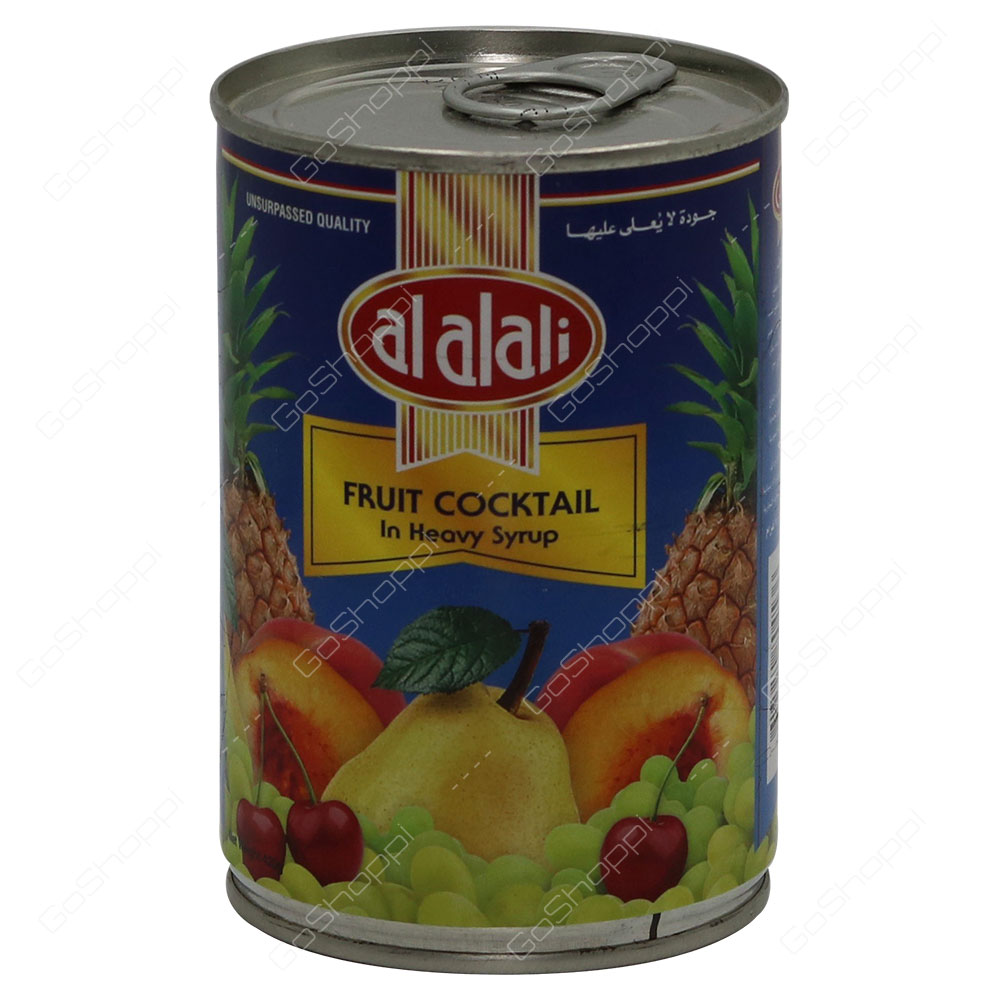Al Alali Fruit Cocktail In Heavy Syrup 420 g