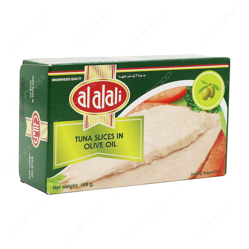 Al Alali Tuna Slices In Olive Oil 100 g