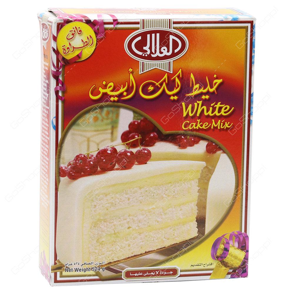 Al Alali White Cake Mix 524 g