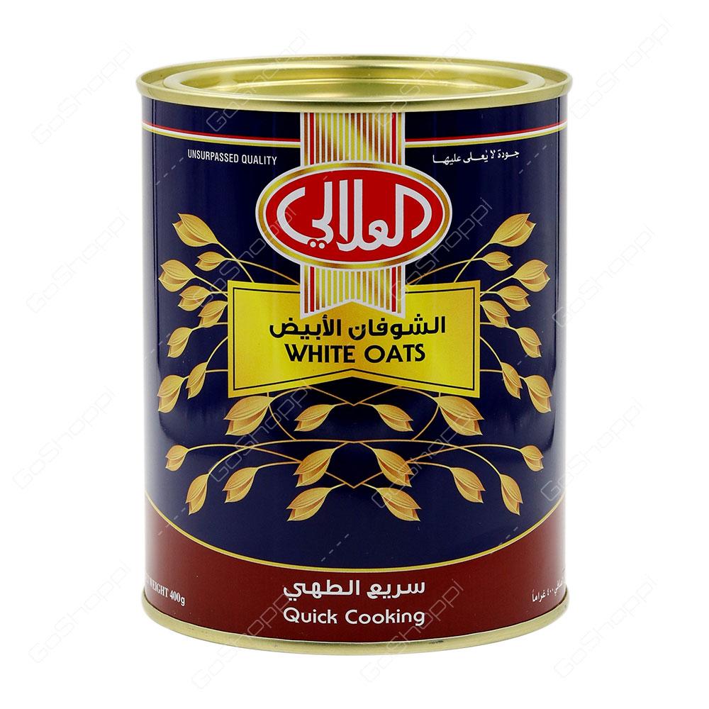 Al Alali White Oats 400 g