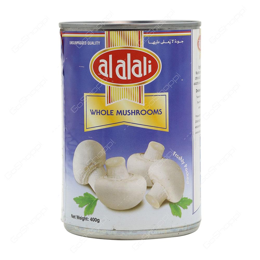 Al Alali Whole Mushrooms 400 g