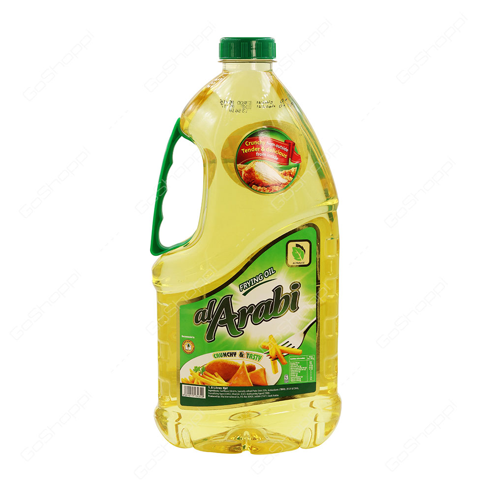 Al Arabi Frying Oil 1.8 l
