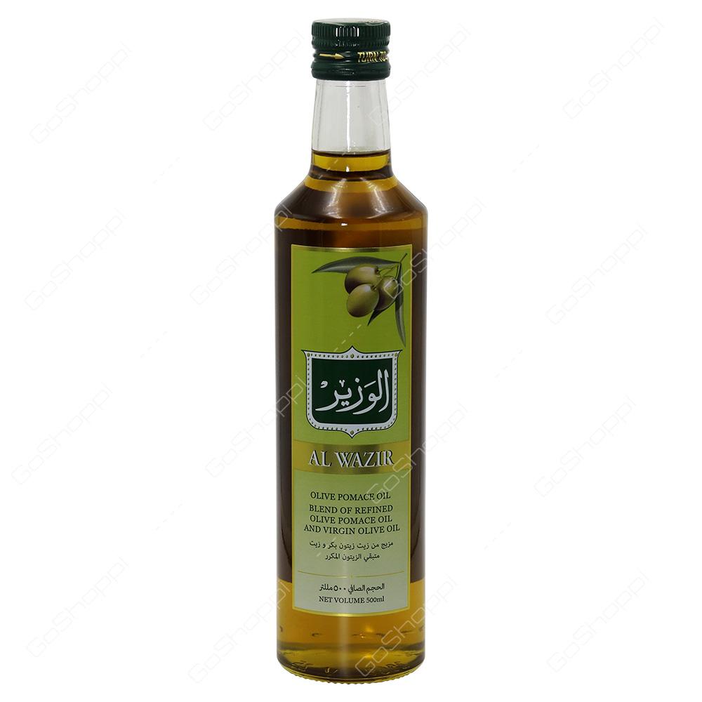 Al Wazir Olive Pomace Oil 500 ml