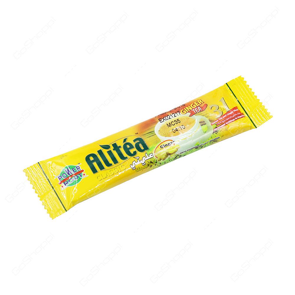 Alitea Classic Ginger Tea 3 in 1 20 g