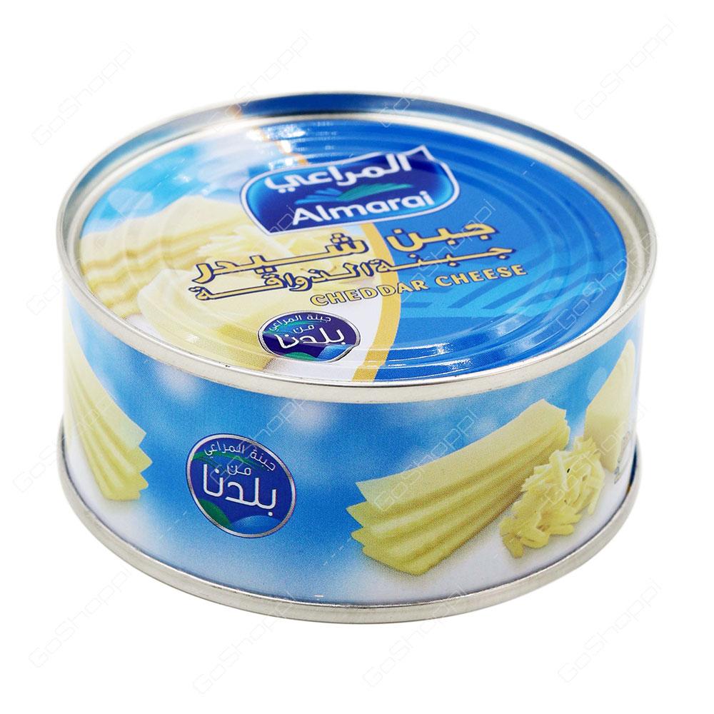 Almarai Cheddar Cheese Tin 113 g