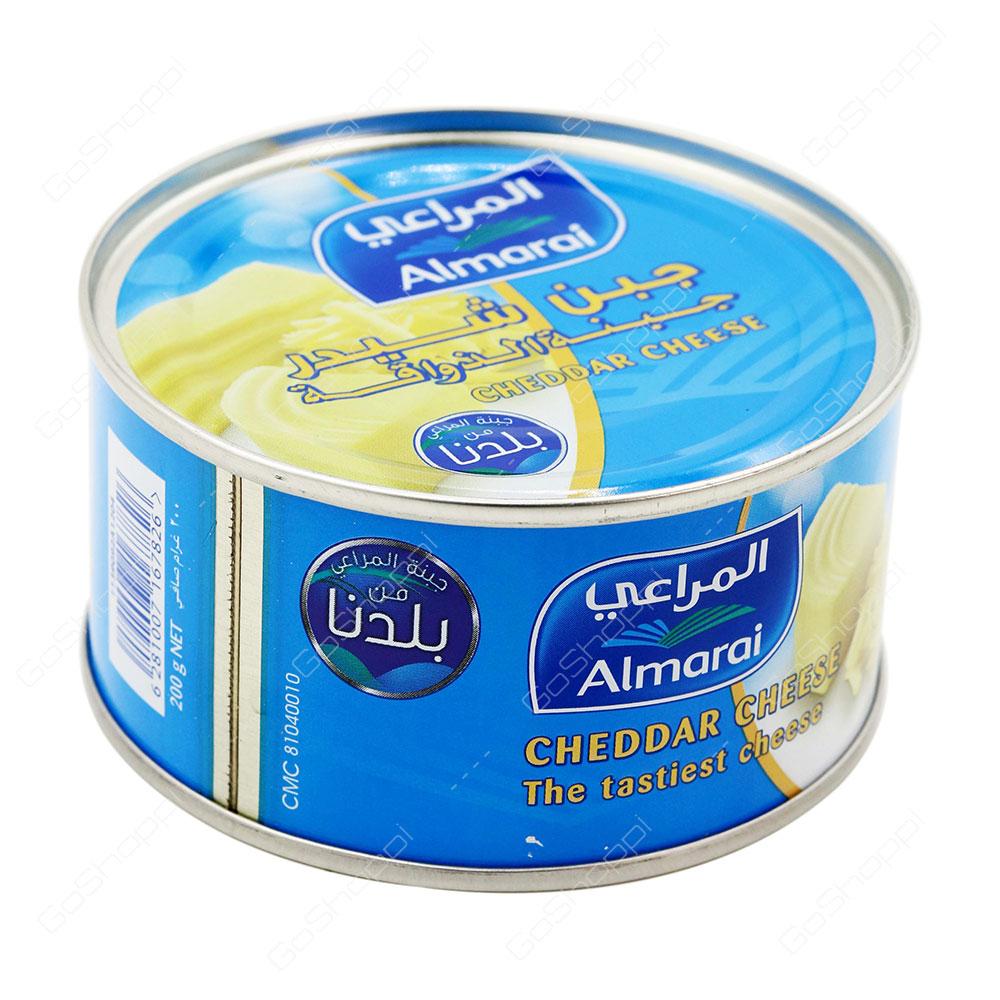 Almarai Cheddar Cheese Tin 200 g