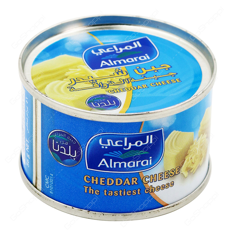 Almarai Cheddar Cheese Tin 56 g