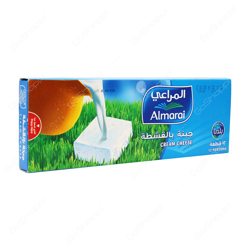 Almarai Cream Cheese 12 Portions