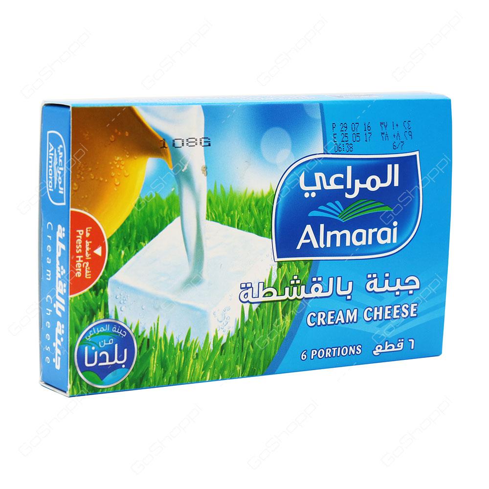Almarai Cream Cheese 6 Portions