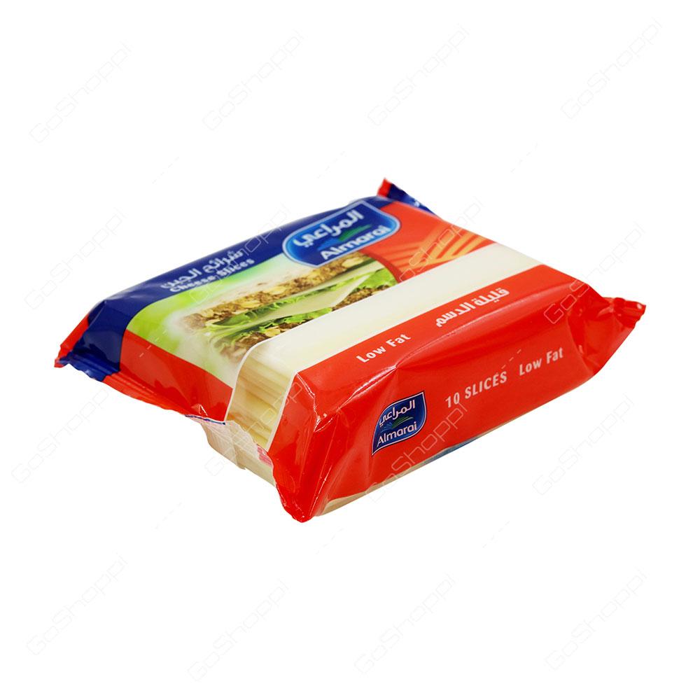 Almarai Low Fat Cheese Slices 10 Slices