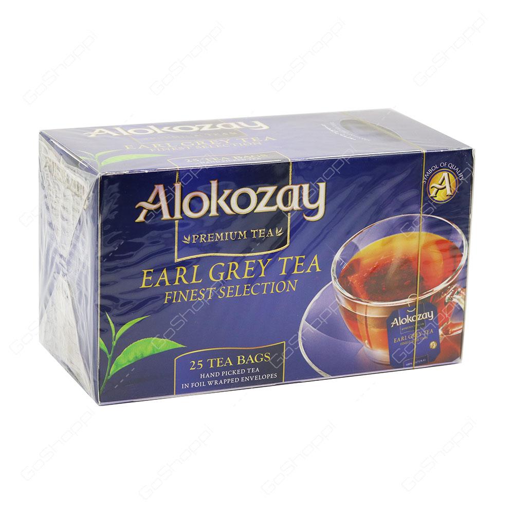 Alokozay Earl Grey Tea 25 Bags