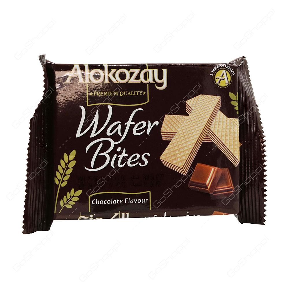 Alokozay Wafer Bites Chocolate Flavour 45 g