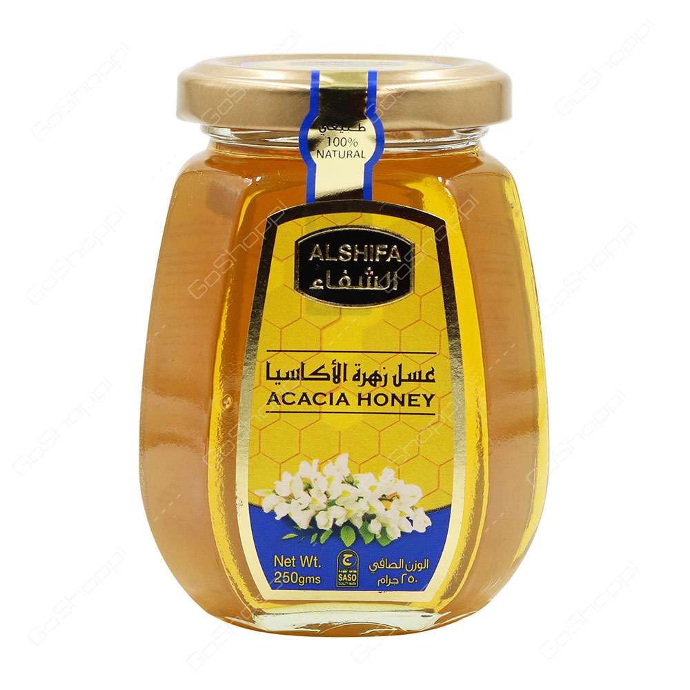 Al Shifa Acacia Honey 250 g