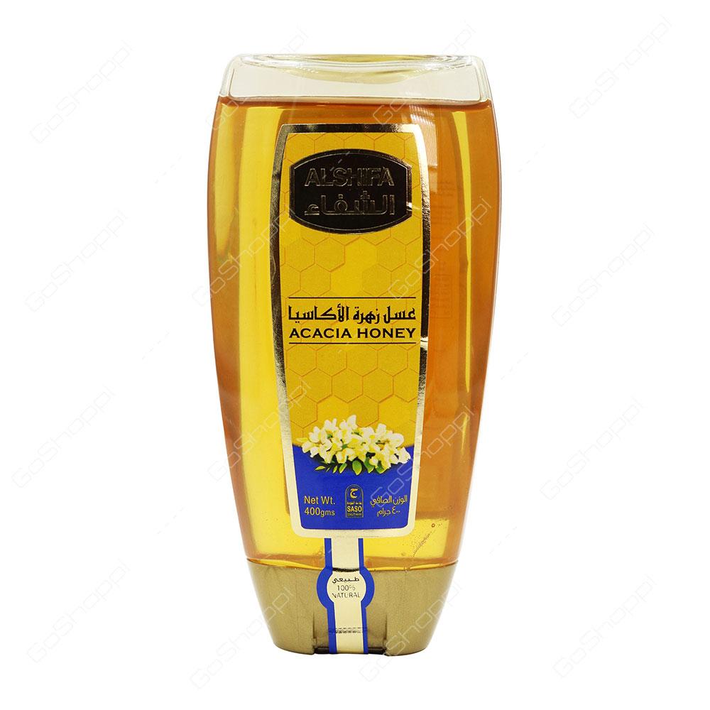 Al Shifa Acacia Honey 400 g