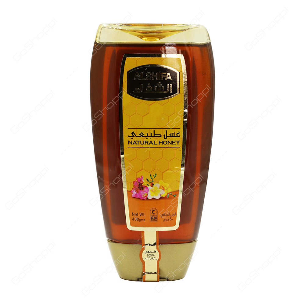 Al Shifa Natural Honey 400 g