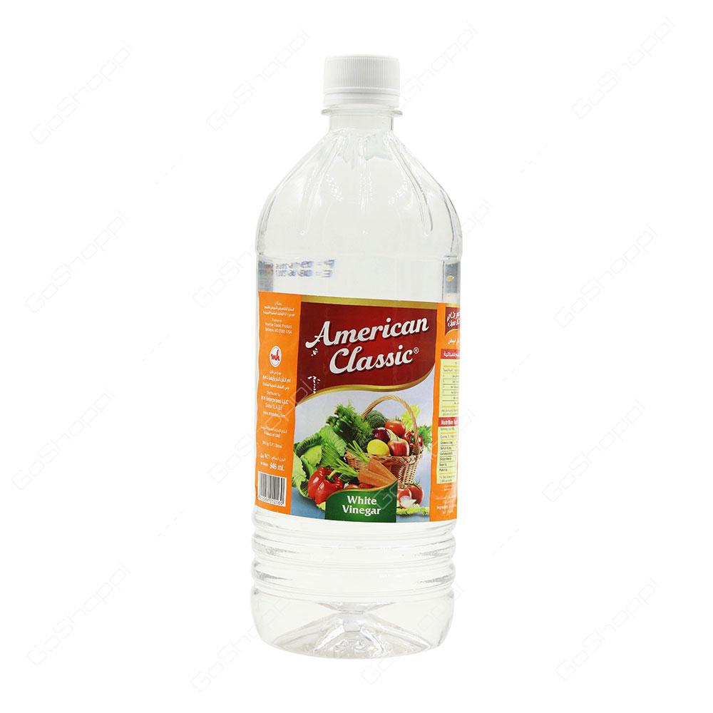 American Classic White Vinegar 946 ml