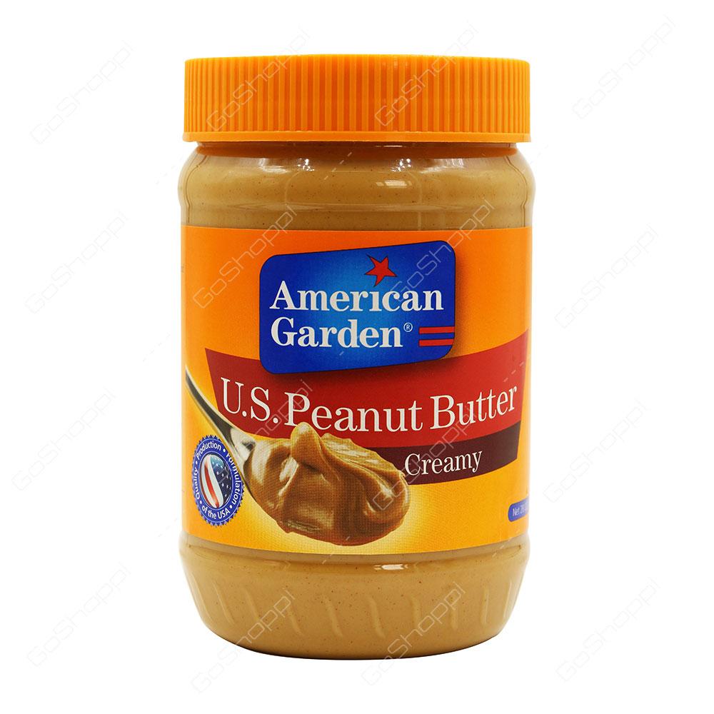 American Garden Creamy US Peanut Butter 794 g