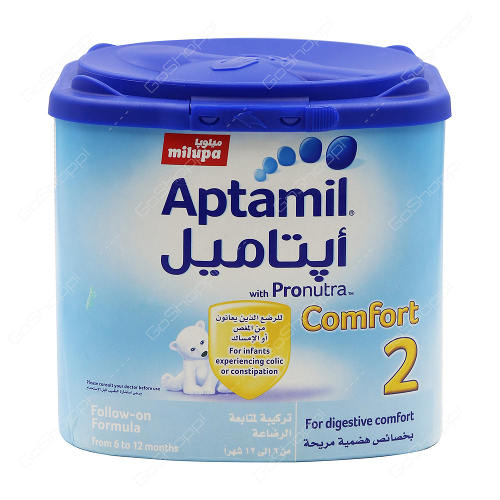 Aptamil With Pronutra Comfort Stage 2 400 g