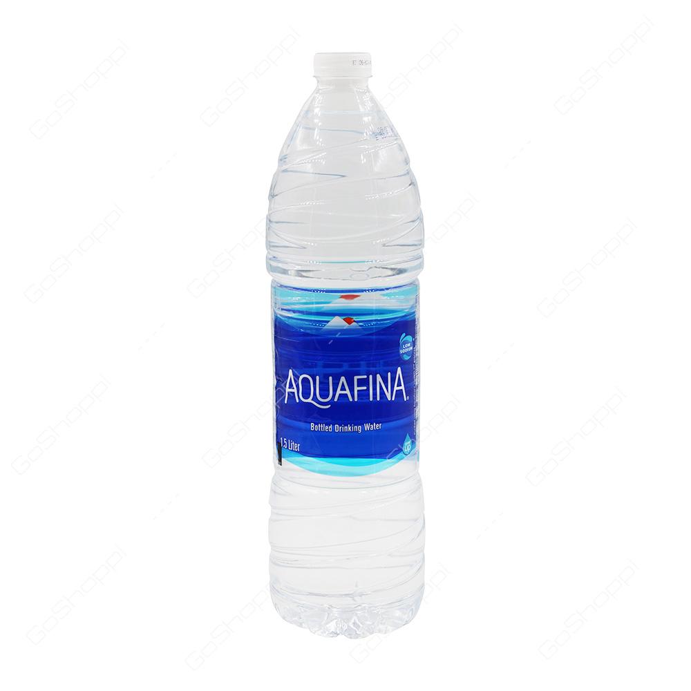 Aquafina Bottled Drinking Water 1.5 l