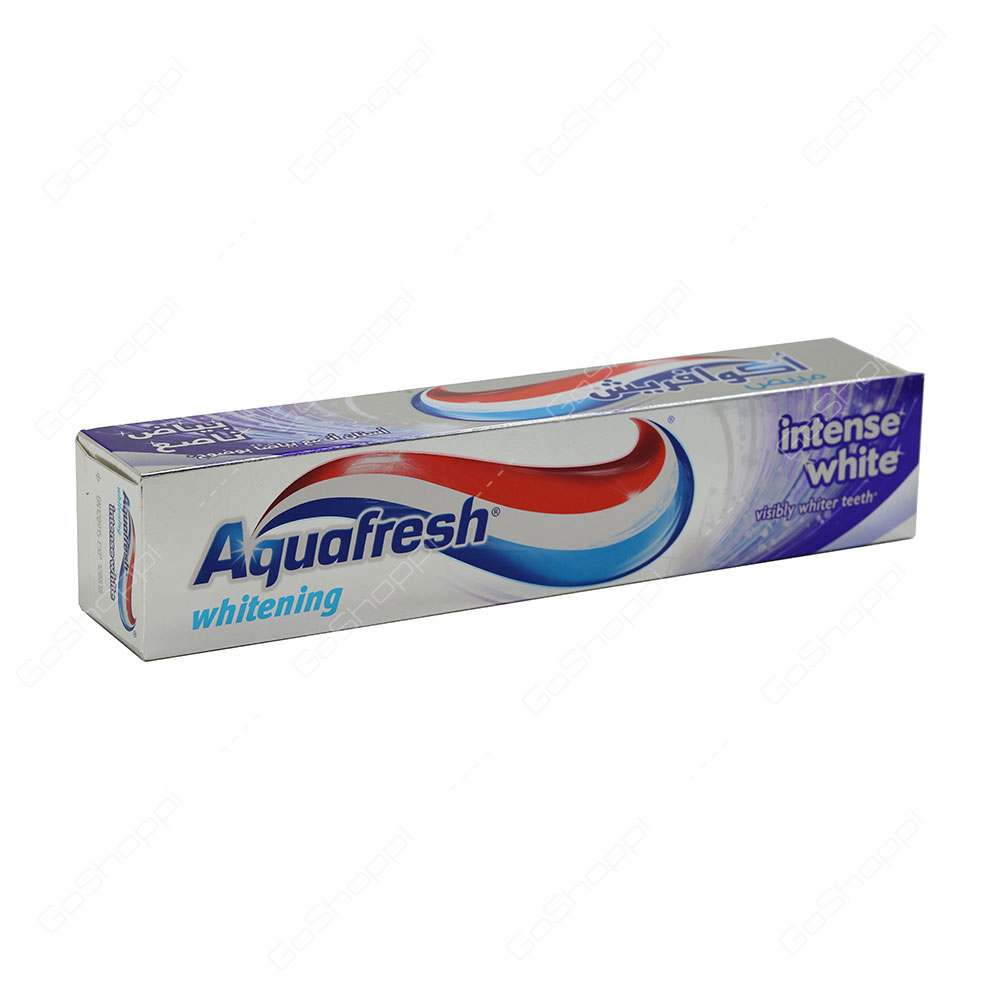 Aquafresh Intense White Whitening Toothpaste 125 ml
