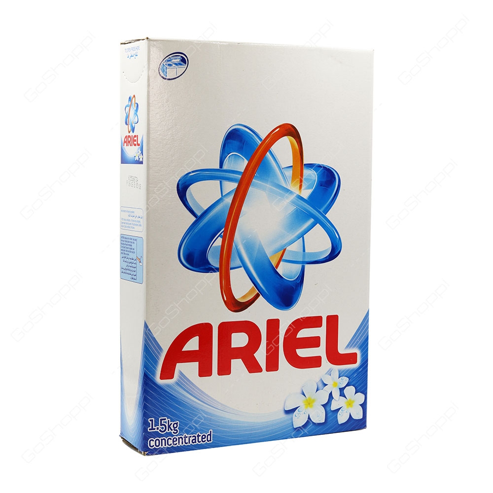 Ariel Blue Top Load Concentrated Washing Powder 1.5 kg