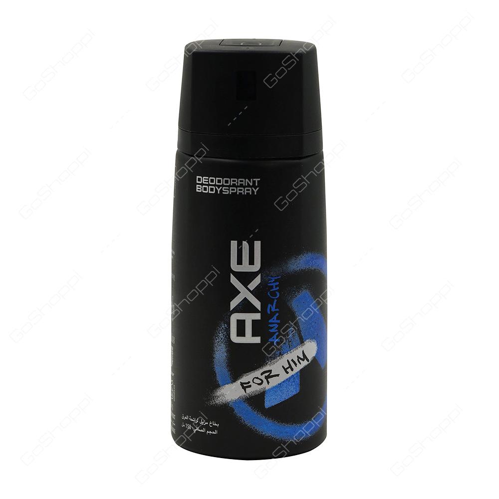 Axe Anarchy For Him Deodorant Body Spray 150 ml