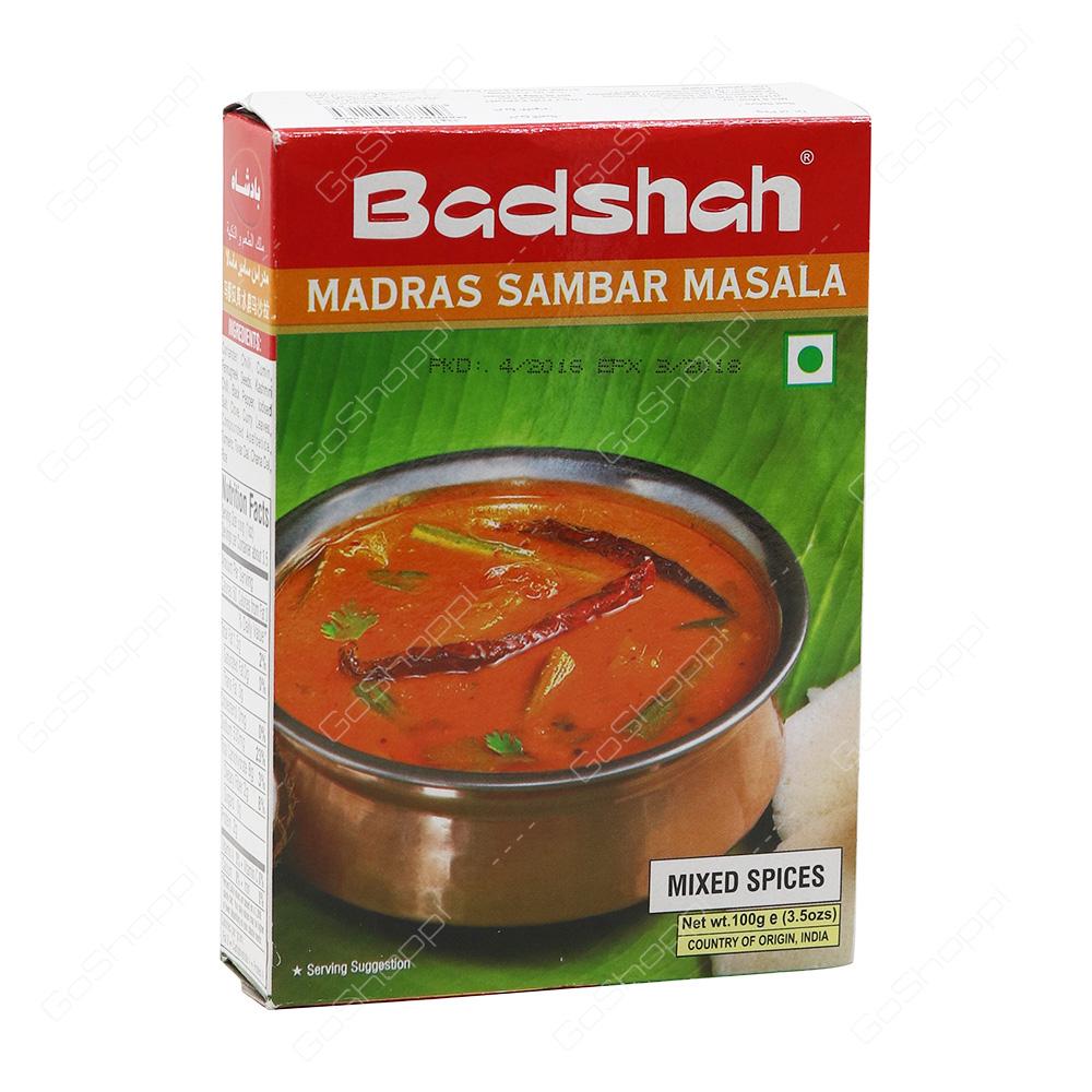 Badshah Madras Sambar Masala 100 g