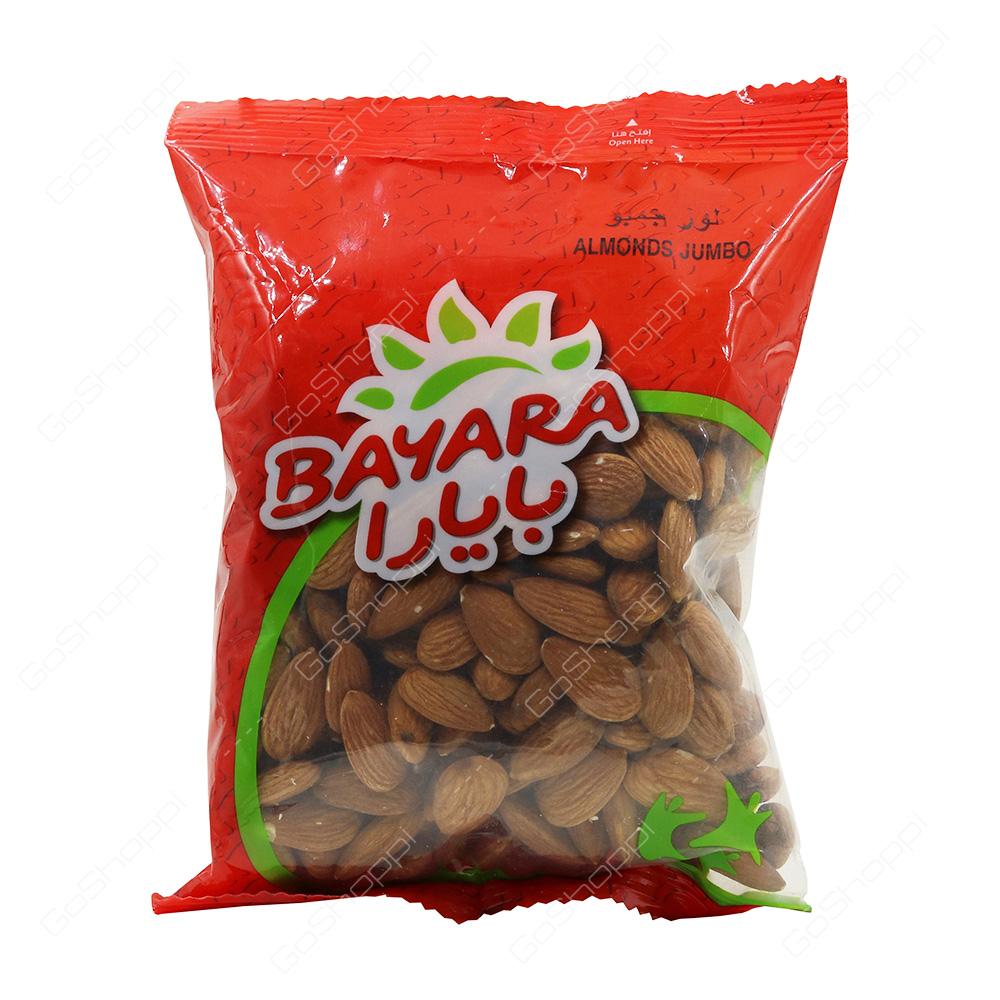 Bayara Almonds Jumbo   400 g