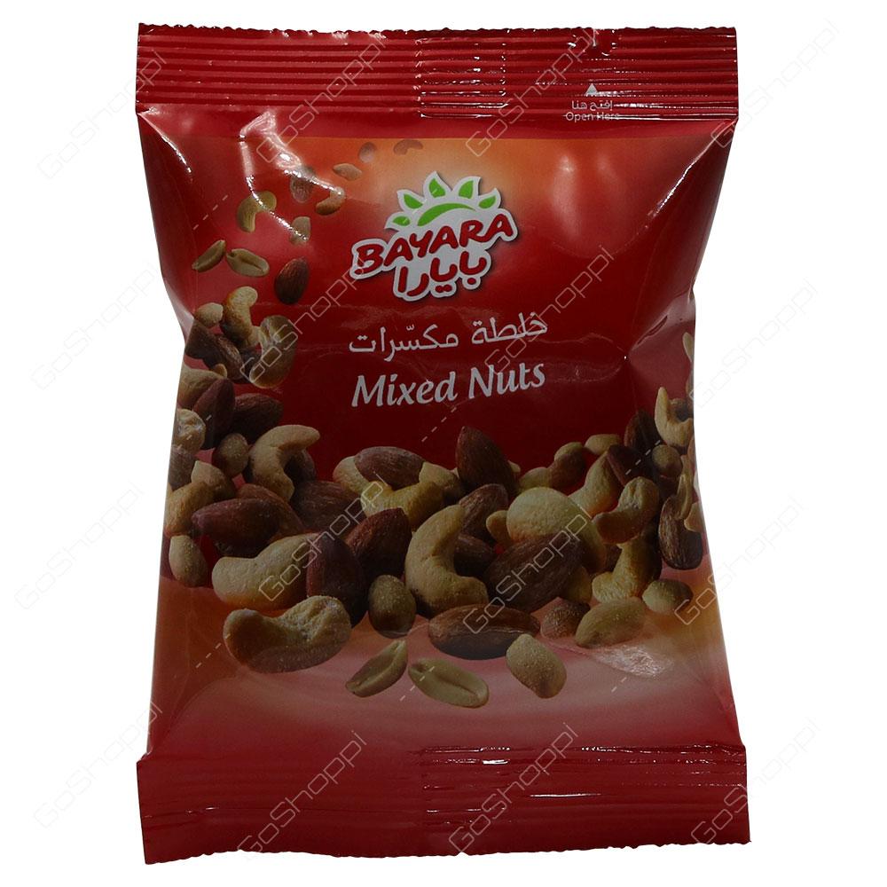 Bayara Mixed Nuts 30 g