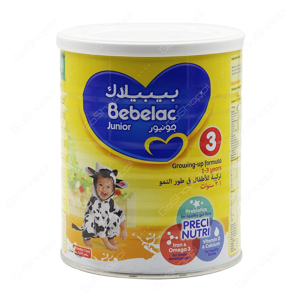 Bebelac Junior Stage 3 900 g
