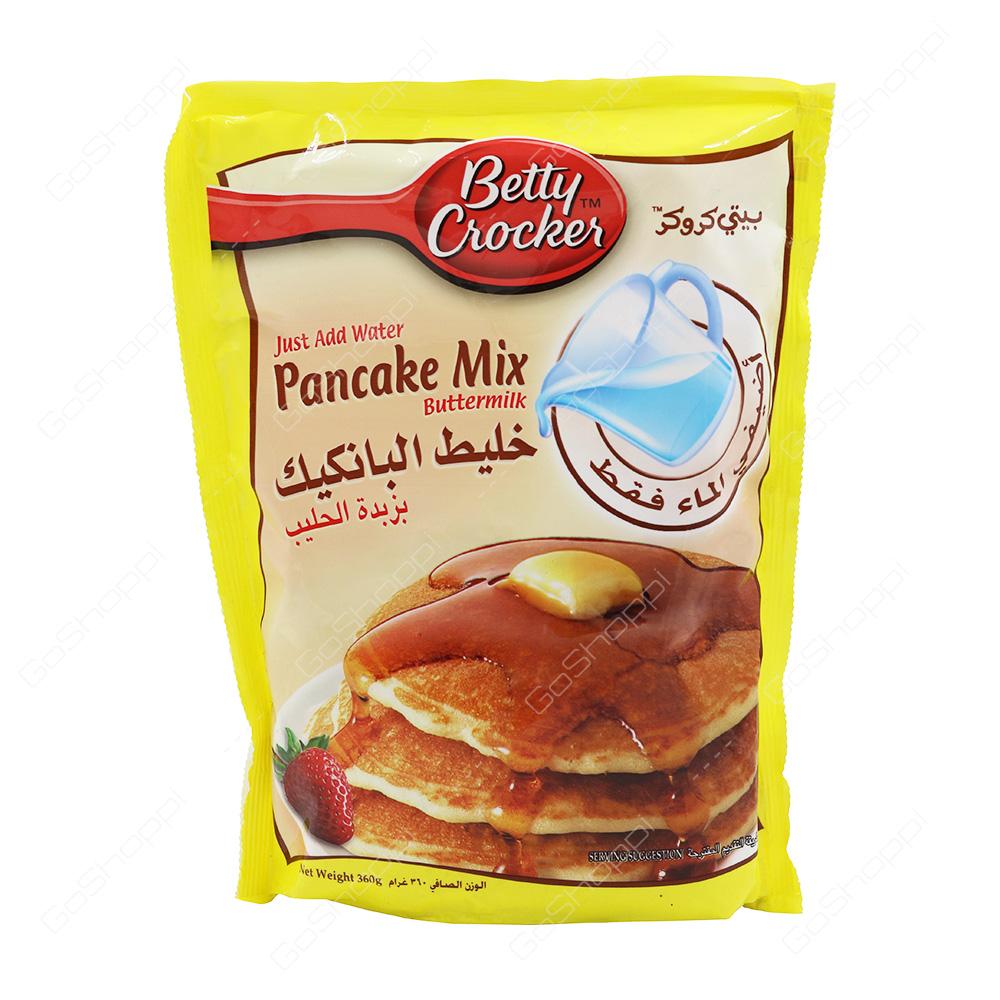 Betty Crocker Pancake Mix Buttermilk 360 g