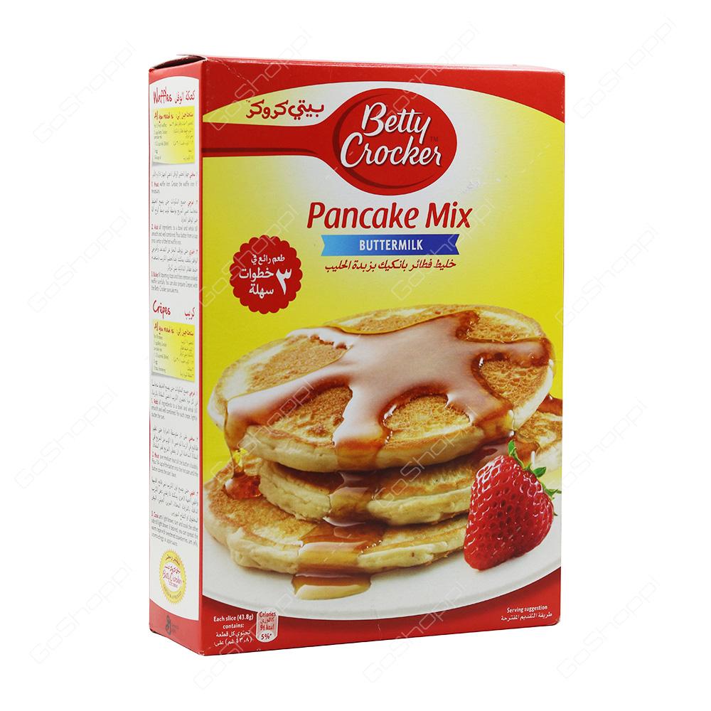 Betty Crocker Pancake Mix Buttermilk 907 g