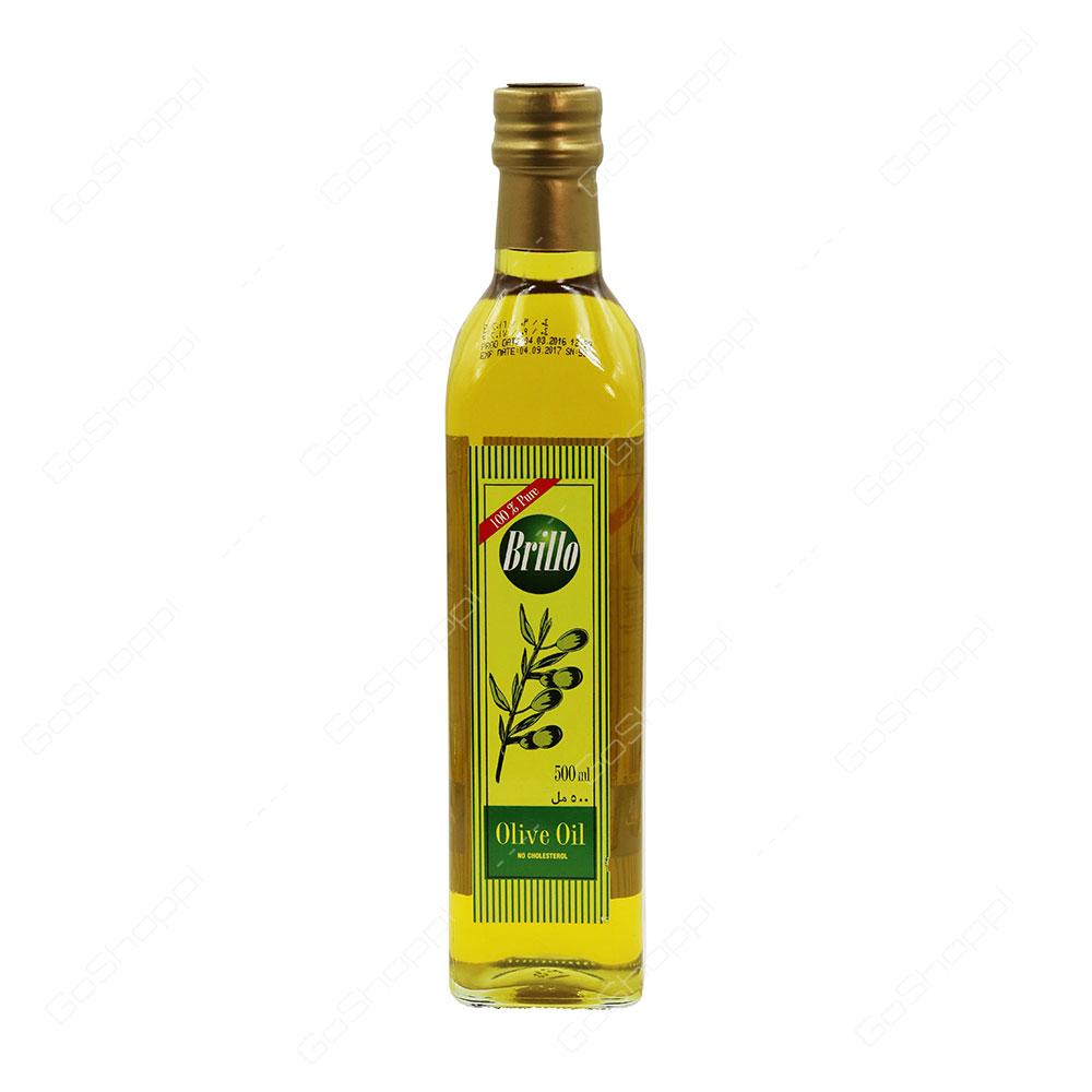 Brillo Olive Oil 500 ml